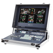 Datavideo HS-2000 Five-Input HD Hand-Carried Mobile Studios