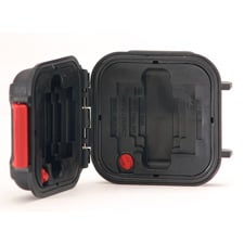 HPRC 1100M Black Memory-Card Hard Case