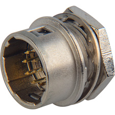 Hirose HR10A-10R-12P Male Connector