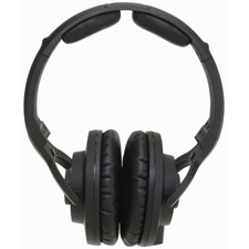 KRK Systems KNS-8400 Dynamic Closed-back Headphones