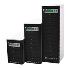 Microboards QD-BD-H7 Blu-ray Tower Duplicator - 7-bay