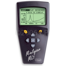 NTI ML1 Minilyzer Analog Audio Analyzer