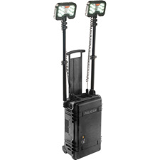 4000 Lumen Pelican 9460 2 Light Remote Area LED Lighting System