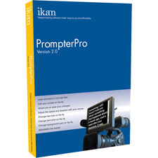 ikan PrompterPro 2.0 Teleprompting Software