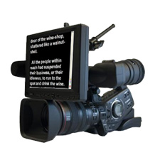 ikan PT1000 8Inch LCD Portable Teleprompter