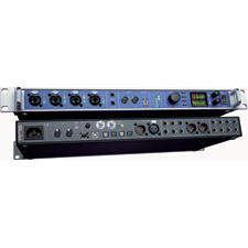 RME Fireface UFX 60-Channel - 24-Bit/192kHz high-end USB & FireWire Audio Interface