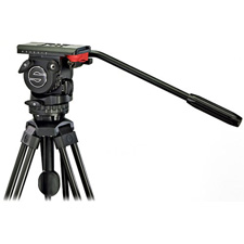 Sachtler 0472 FSB 6/Mid Level Spreader/DA75 Long Tripod System