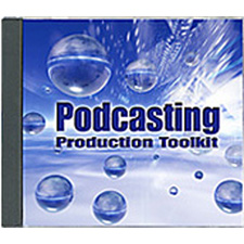 Sound Idea Podcast Production Tool Kit with 1000 MP3 Sound Effects
