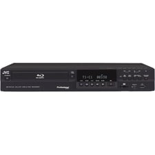 JVC Pro SR-HD1500US Blu-Ray and HDD Recording Deck w/500GB Hard Drive and RS-232