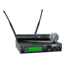 Shure ULX Pro Series Wireless System with SM58 Handheld Mic