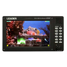 Leader LV5307 SDI and HDMI Test Monitor