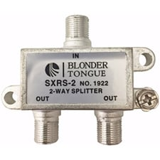 Blonder Tongue Solder Back Splitters