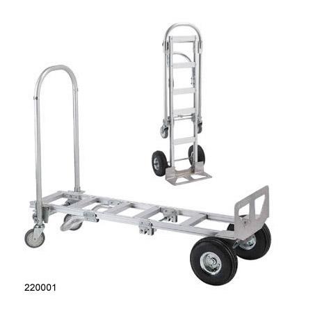 Wesco 220001 Spartan Senior Convertible Production Cart