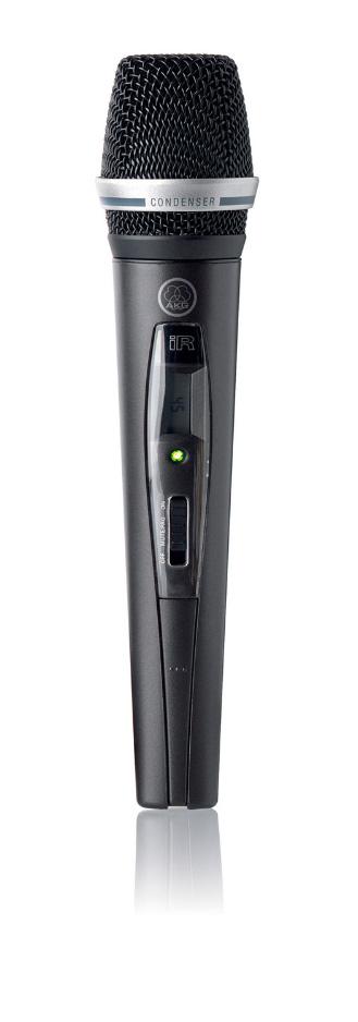 akg ht470 d5 bd7 wireless handheld transmitter d5 mic element 500 530 mhz. Black Bedroom Furniture Sets. Home Design Ideas