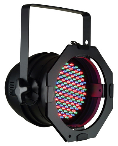 new american dj ll 64514 120v 300w halogen l bulb halogen american dj p64 led plus dmx rgb color mixing par can w 197