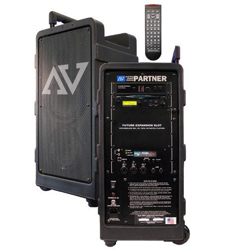 Digital Audio Travel Partner Pa System Basic Package