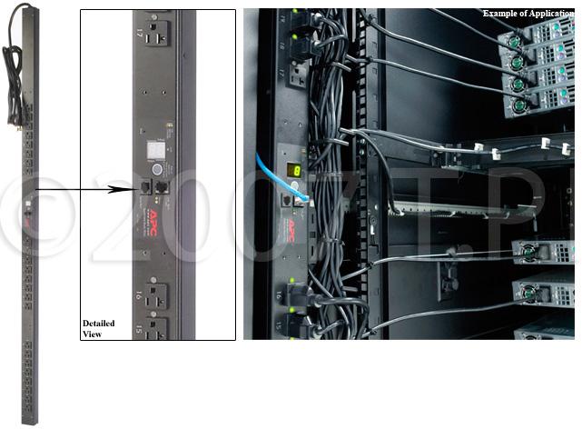 Apc 7930 Switched Rack Pdu 2u 30a 120v 16 5 20