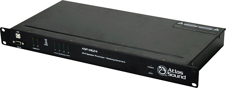 Atlas ASP-MG24 Masking Processor / Loudspeaker Controller