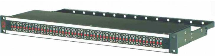 AVP AM-B248E2-L-HN-E03 Jackfield 2x48 Bantam Even 48 Half Normal Modules AVP-AM-B248E2-L