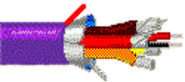 Belden 1850F 16pr AES/EBU Digi. Aud. Snake 500ft BL-1850F-500