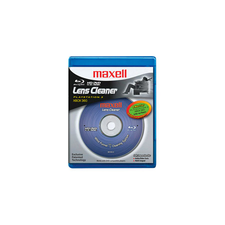 how to clean blu ray lens