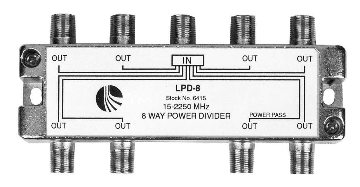 Blonder Tongue Lpd 8 8 Way Rf Splitter 1 Port Power Passing likewise Direct Tv Swm 8 Wiring Diagram For furthermore 8 besides 1997 Dodge Ram 1500 Transmission Wiring Diagram also 4 Way Flat Wiring Diagram Espanol. on 8 way