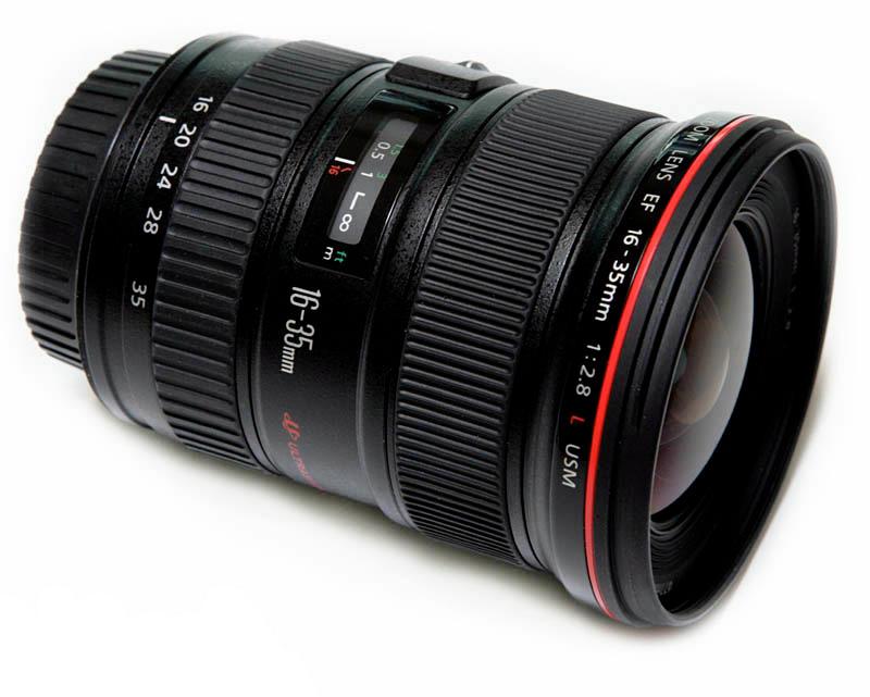 canon ef 16 35mm f 2 8l ii usm autofocus lens. Black Bedroom Furniture Sets. Home Design Ideas