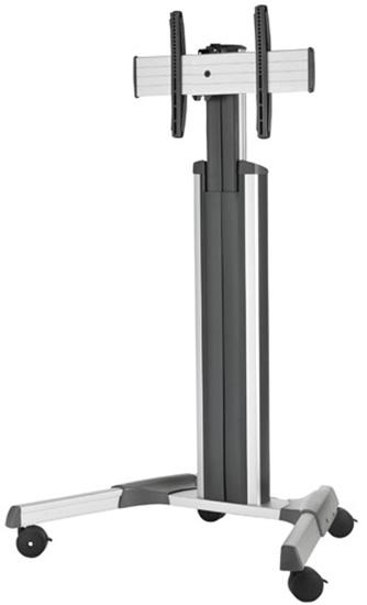 Chief MPAUS Medium Fusion Manual Height Adjustable Mobile AV Cart
