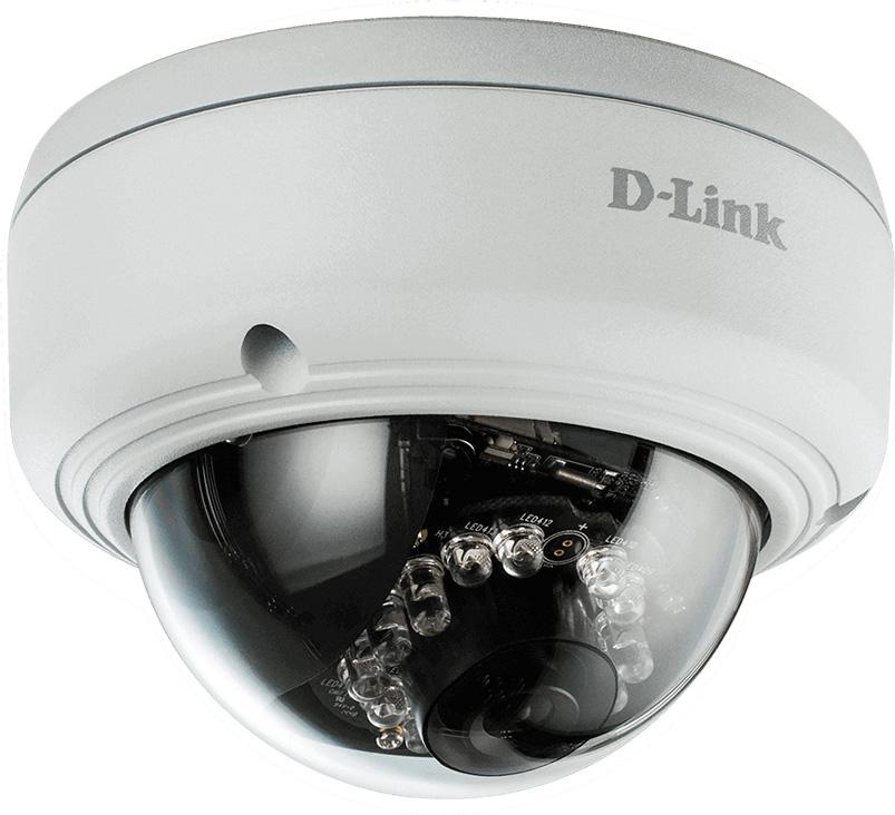 D-Link DCS-4603 Vigilance Full HD PoE Dome Network Camera DLNK-DCS-4603