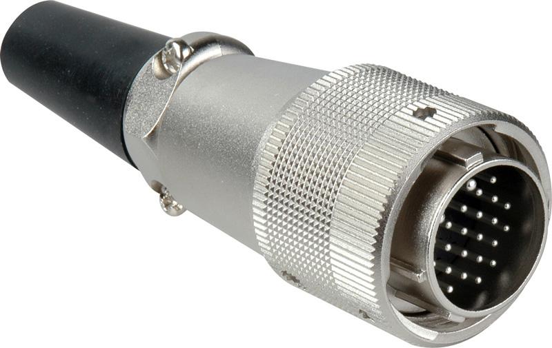 Eiaj Circular 26 Pin Male Connector