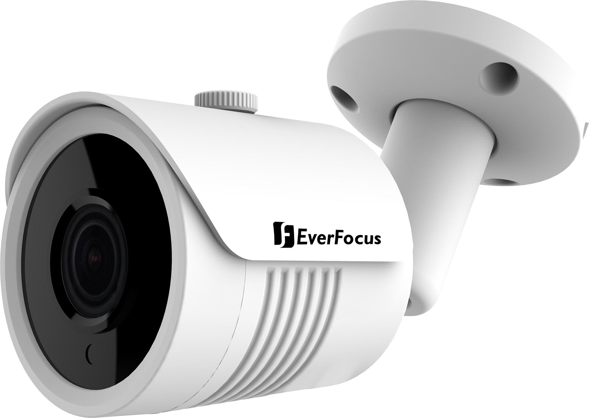 EverFocus EZA1240 2MP 1080p Full HD CMOS Sensor Bullet IP66 Outdoor Camera with IR EVF-EZA1240
