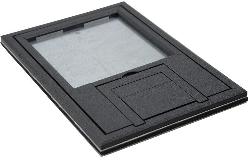 FSR FL-200-PLP-BLK-C Cover for the FL-200 with 1/4-Inch Black Edging & U-Access FSR-FL200PLPBLKC