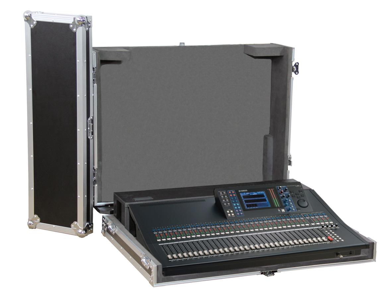 gator g tour yamls9 road case for yamaha ls9 large format mixer. Black Bedroom Furniture Sets. Home Design Ideas