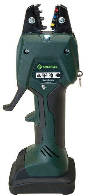 Greenlee EK50ML13811 Scissor Head Cordless Crimping Microtool Kit - W/13MM Jaw - 110v GRL-EK50ML13811
