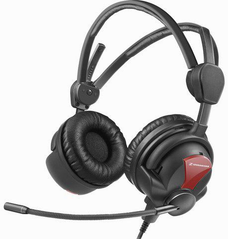 sennheiser hme26 600 7 closed headset boom mic condenser microphone. Black Bedroom Furniture Sets. Home Design Ideas