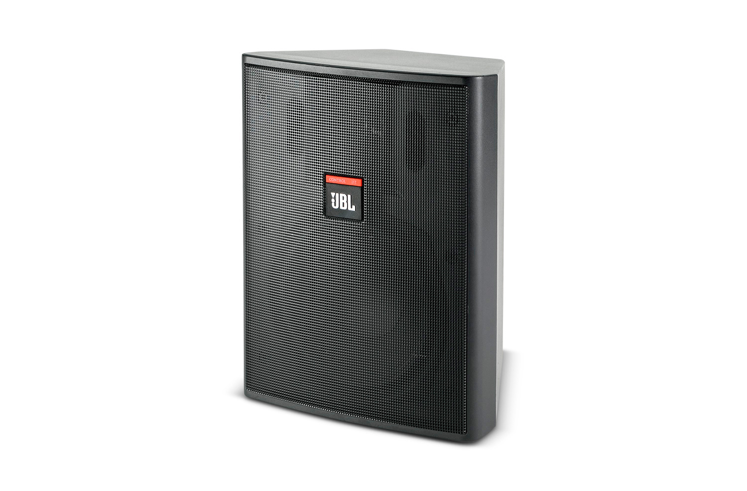 jbl control 25 control 25 indoor outdoor 2 way speaker pair black. Black Bedroom Furniture Sets. Home Design Ideas