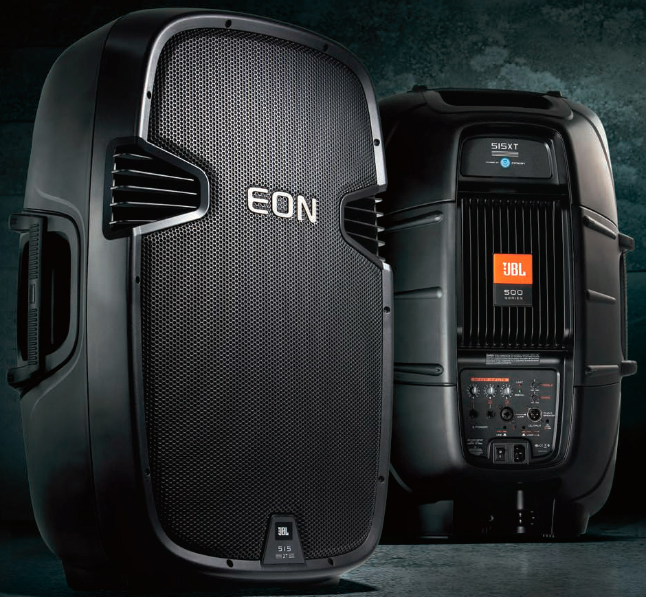 jbl eon 515xt 15 inch 2 way bass reflex 625 watt powered loudspeaker. Black Bedroom Furniture Sets. Home Design Ideas