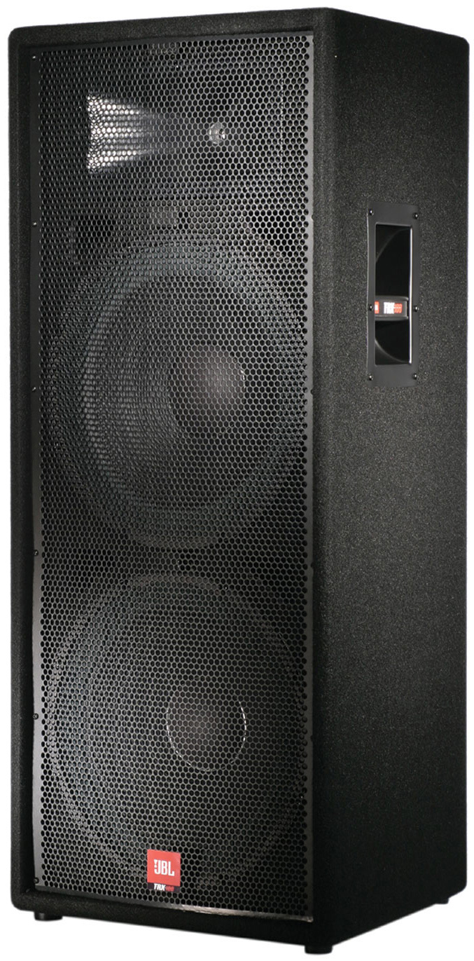 Jbl Jrx125 Dual 15 Inch 2 Way Speaker Cabinet Priced Each
