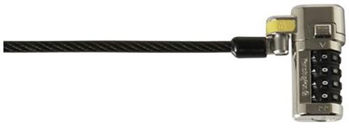 Kensington K64679US ClickSafe Master Coded Cable Lock CODED LOCK KEN-KU7919