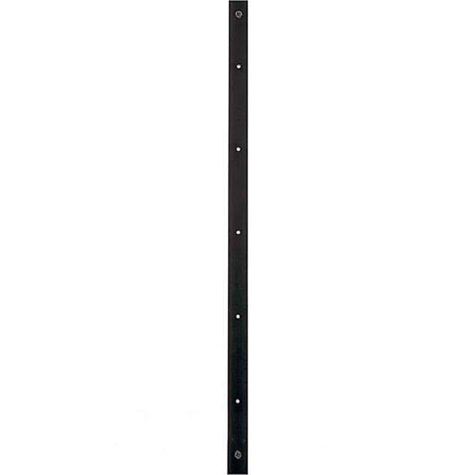 Middle Atlantic LACE-37-1P 6PC 37SPx1 Inch Steel Lace Bar LACE-37-1P