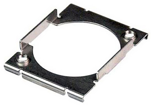 Neutrik Mfd Rear Mounting Plate W M3 Tap Holes For D
