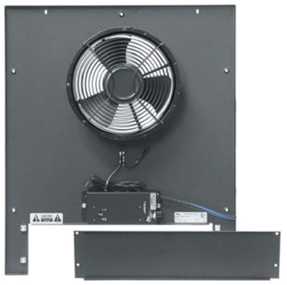 Middle Atlantic 10 Inch Fan Top For Wrk Mrk Drk Vrk And