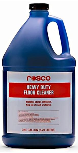 Rosco 300091120128 Heavy Duty Floor Cleaner - Gallon RSC-300091120128