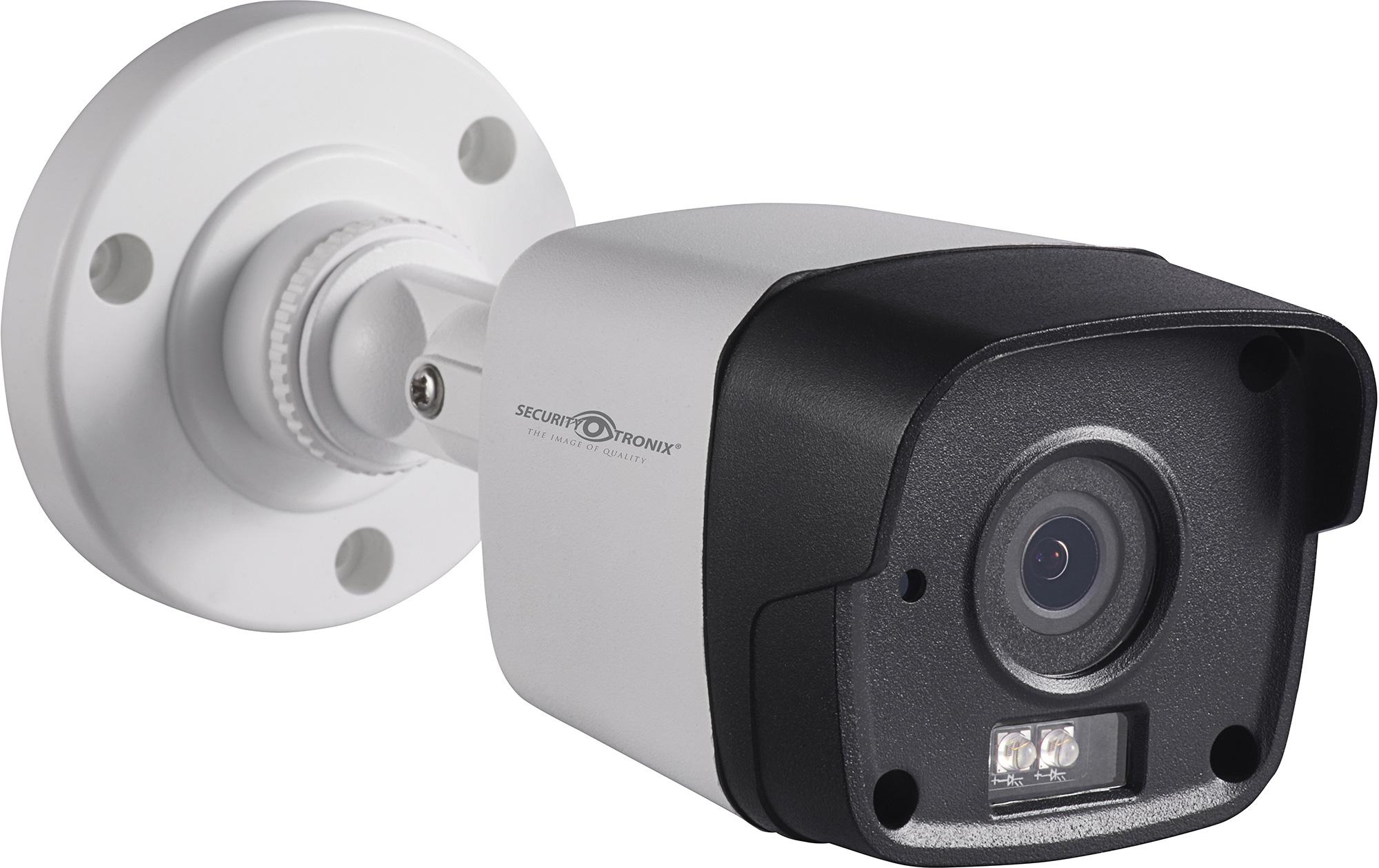 SecurityTronix ST-HDC2FB 2MP HD-TVI Fixed Lens IR Bullet Camera SCT-ST-HDC2FB