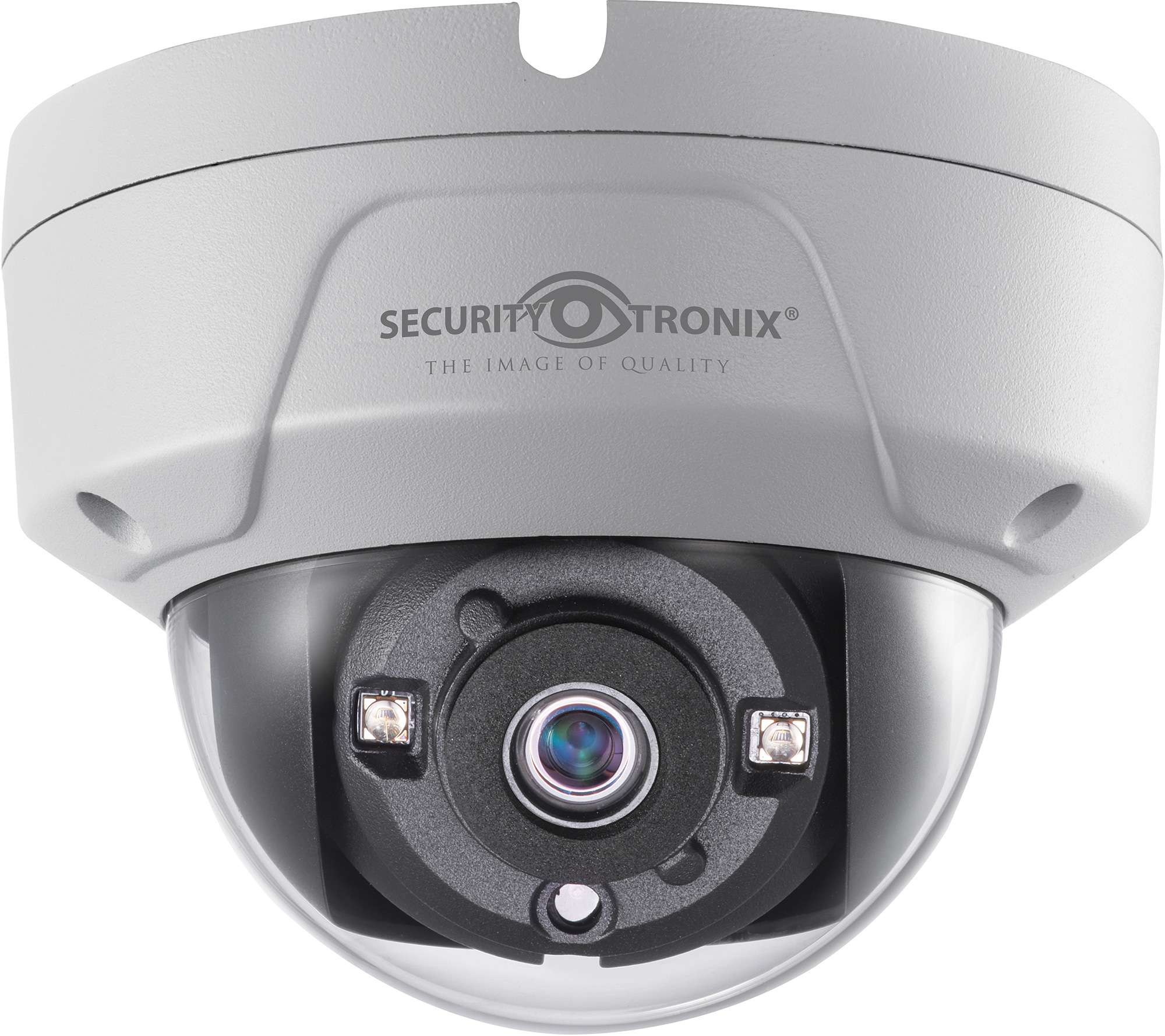 SecurityTronix ST-HDC2FD 2MP HD-TVI Fixed Lens Dome Camera SCT-ST-HDC2FD