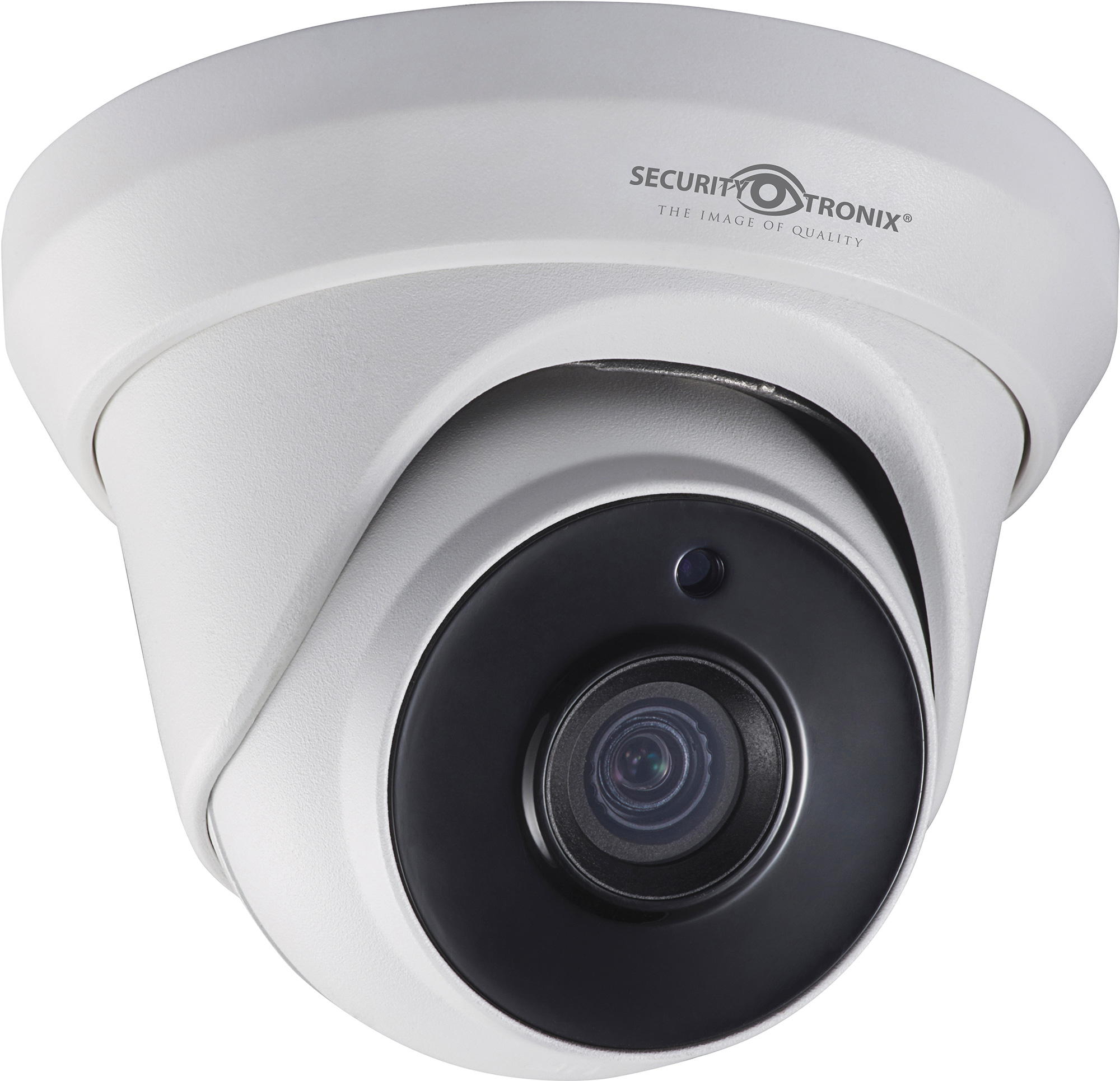 SecurityTronix ST-HDC2FTD 2MP HD-TVI Fixed Lens Turret Dome Camera SCT-ST-HDC2FTD