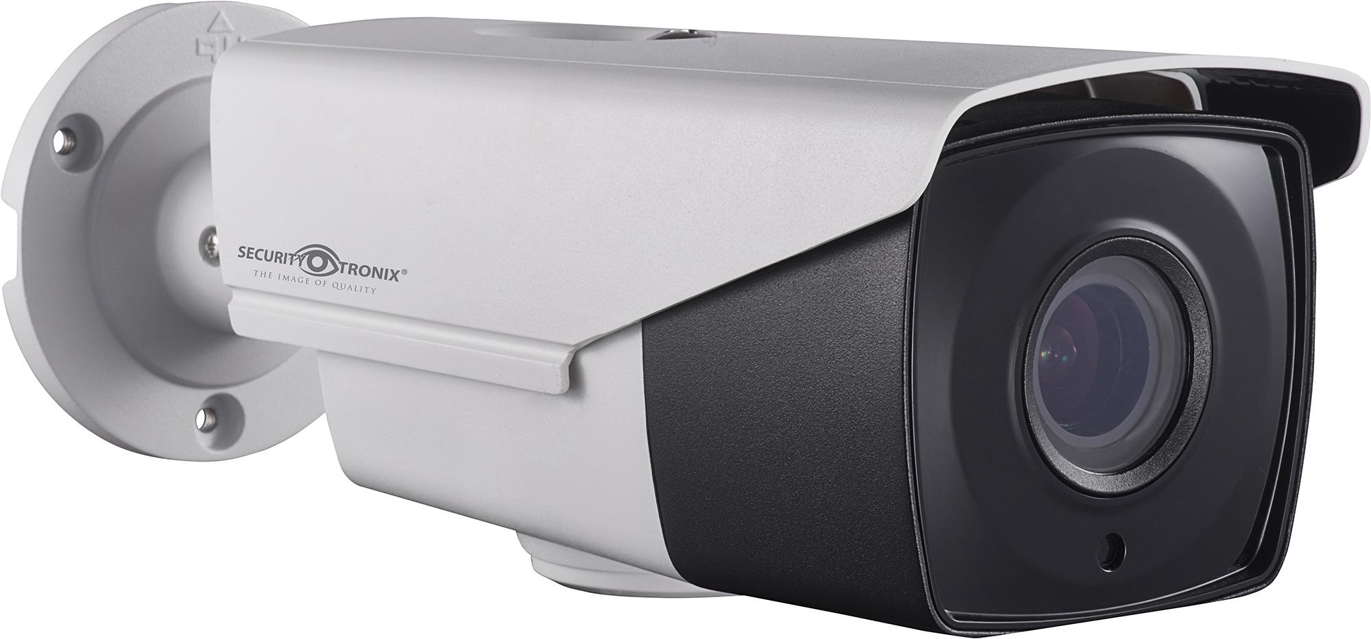 SecurityTronix ST-HDC2VFB-MZ 2MP HD-TVI Motorized Varifocal Lens Bullet Camera SCT-ST-HDC2VFBMZ