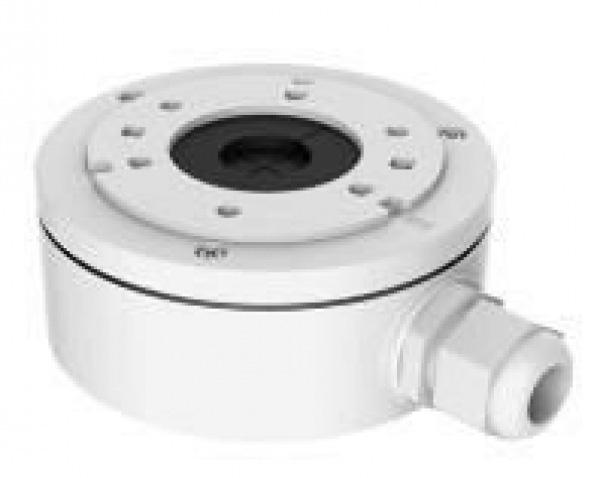 SecurityTronix ST-JBMB Junction Box for Mini Bullet Camera with Conduit Intake SCT-ST-JBMB