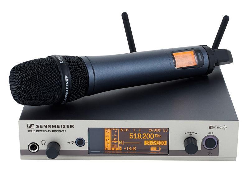 Sennheiser EW 345-G3-B-X