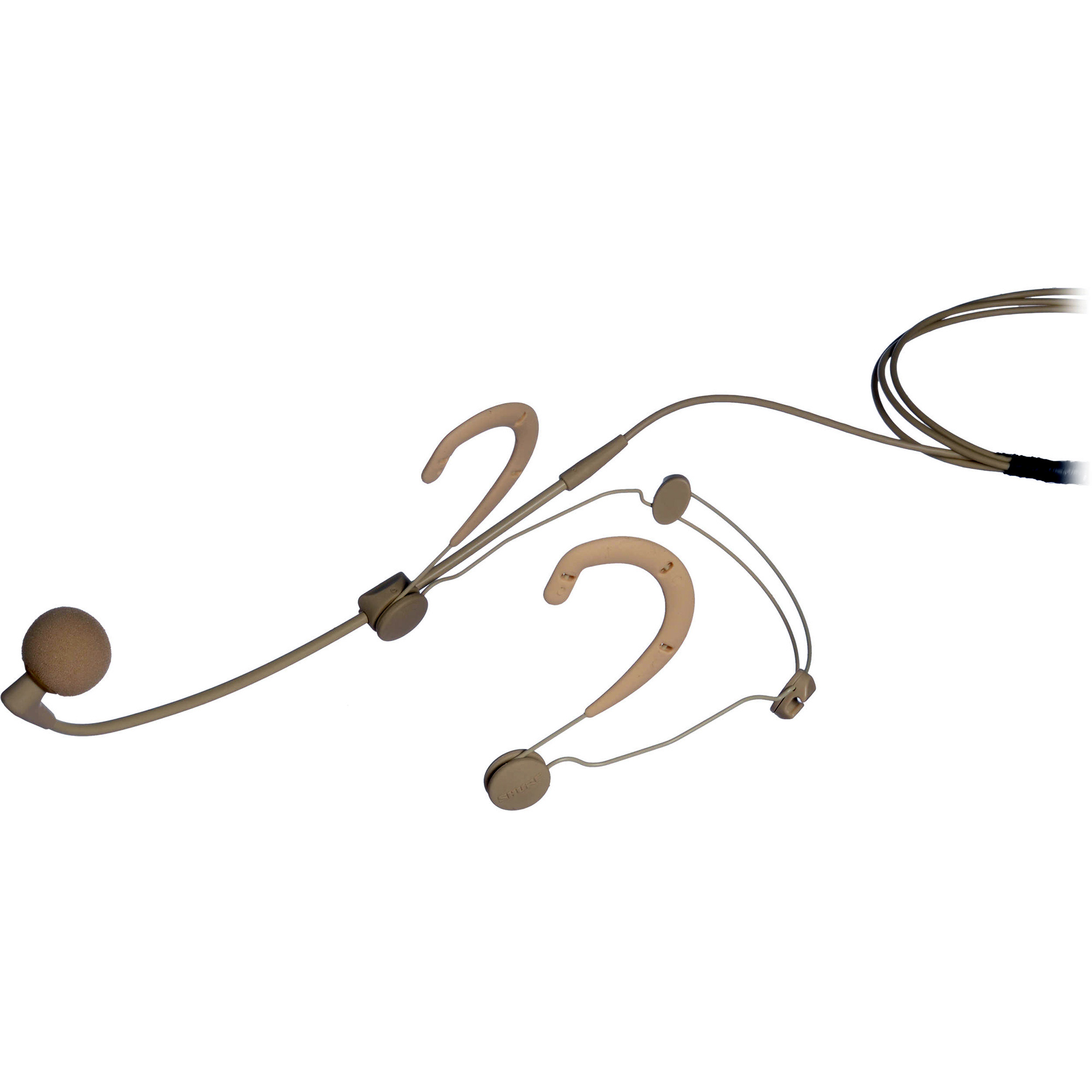 shure wbh54t beta 54 supercardioid condenser headworn microphone tan 4 pin mini connector ta4f. Black Bedroom Furniture Sets. Home Design Ideas